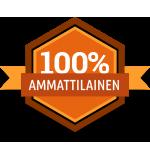 100% ammattilainen | Suomen Hormimiehet