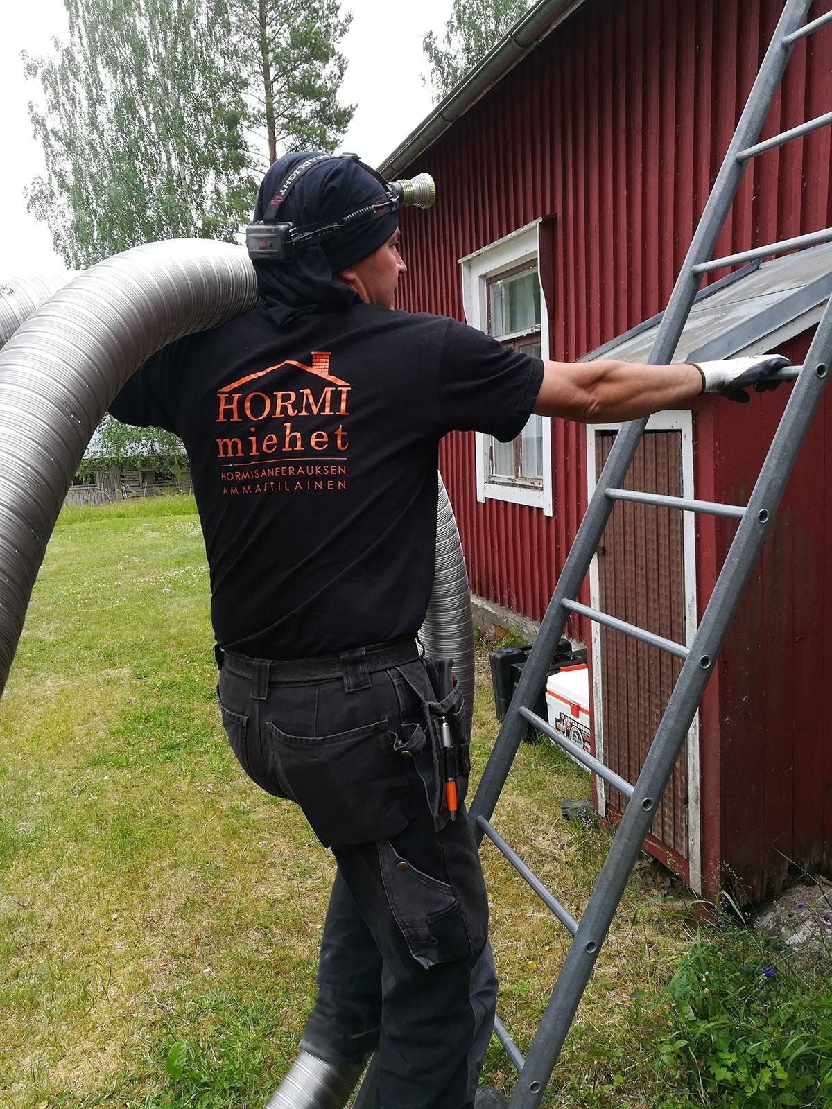 Hormin putkitus | Suomen Hormimiehet | Hormisaneeraus Pirkanmaa, Häme, Etelä-Suomi