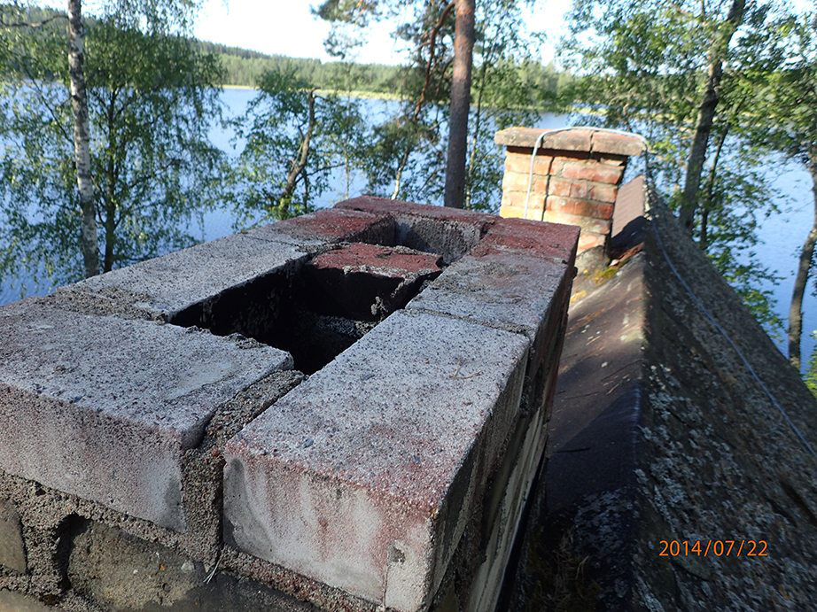 Savupiippu rikki | Suomen Hormimiehet | Hormisaneeraus Pirkanmaa, Häme, Etelä-Suomi